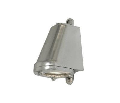0749 Mast Light, Mains Voltage + LED Lamp, Anodised Aluminium by Davey Lighting Limited
