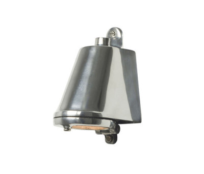 0751 Mast Light, Polished Aluminium by Davey Lighting Limited
