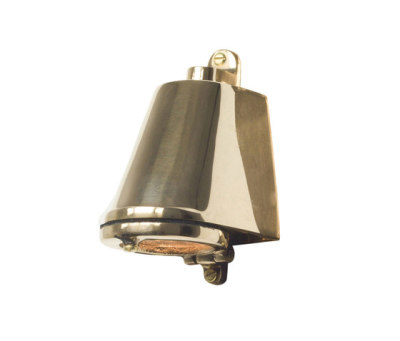 0751 Mast Light, Polished Bronze by Davey Lighting Limited