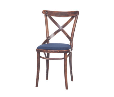 150 Chair upholstered by TON