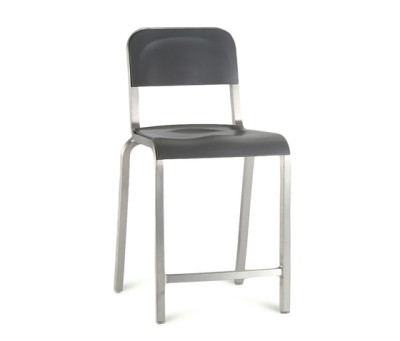 1951 Counter stool Grey