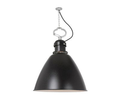 7380 Medium Pendant, White by Davey Lighting Limited