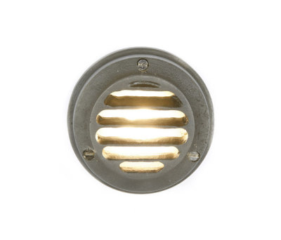 7567 Step or Path Light LED, Weathered Brass by Davey Lighting Limited
