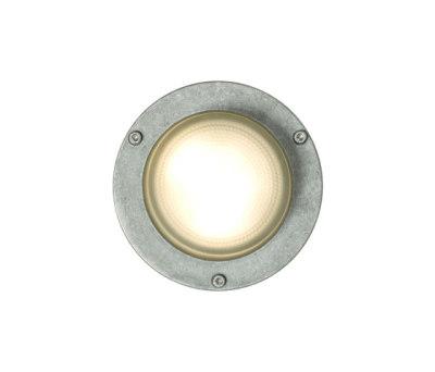 8504 Wall/Ceiling Light, Plain Bezel, Aluminium by Davey Lighting Limited
