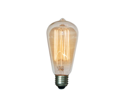 9905 Squirrel Cage Lamp, 60W ES by Davey Lighting Limited