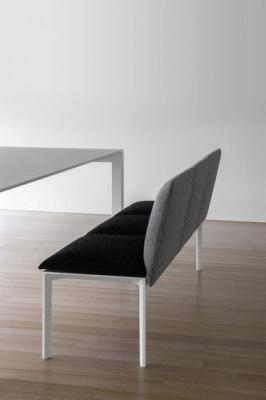 Add bench system by lapalma