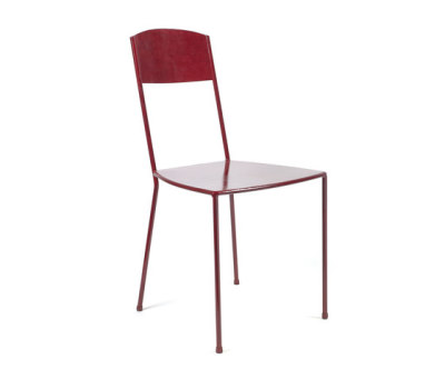 Adriana Chair bordeaux by Serax