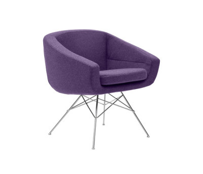 Aiko lounge chair by Softline A/S