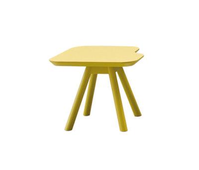 Aki small table by Trabà