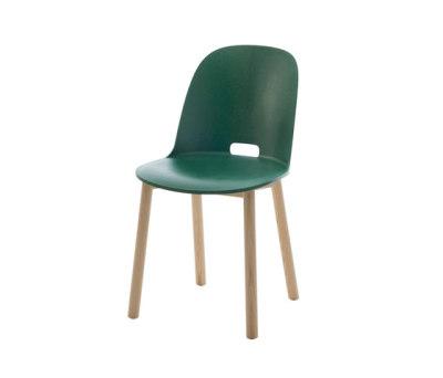 Alfi Chair high back Green