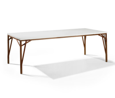 Allumette Table by Röthlisberger Kollektion