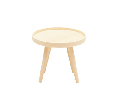 Alma coffee table small by Softline A/S