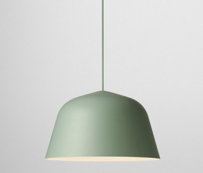 Ambit Pendant Lamp Dusty Green, Ø 40