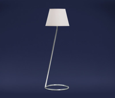 Angle Floor lamp by Flou