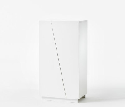 Angle Storage High Cabinet W 60 by A2 designers AB