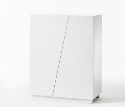 Angle Storage High Cabinet W 90 by A2 designers AB