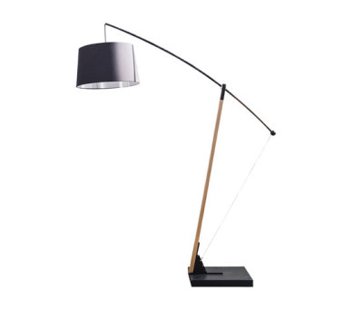 Archer F Floor Lamp by SEEDDESIGN