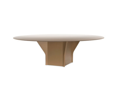 Argor O oval table by Frag