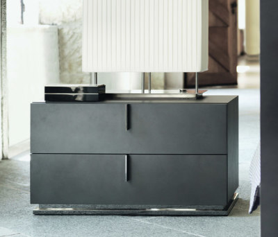 Ari nightstand by Flou