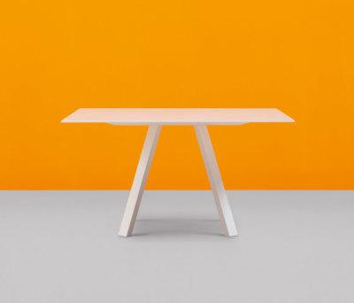 Arki-Table 139x139 by PEDRALI