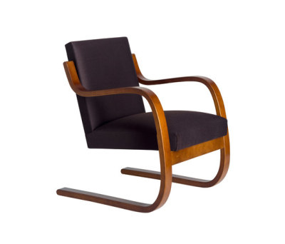 Armchair 402 special edition by Hella Jongerius by Artek