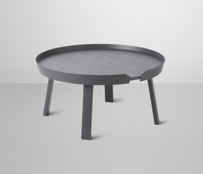 Around Coffee Table   large Anthracite