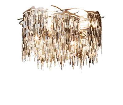 Arthur ceiling lamp by Brand van Egmond