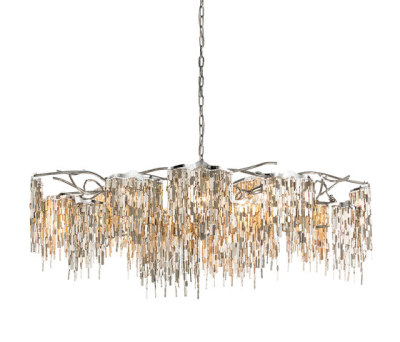 Arthur chandelier oval by Brand van Egmond