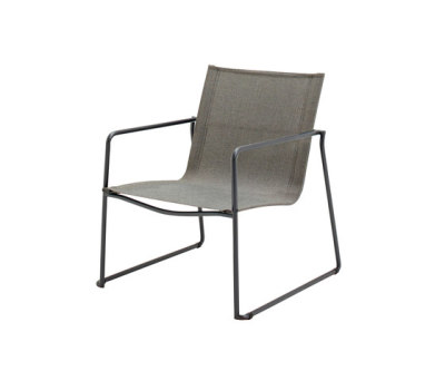 Asta Stacking Lounge Chair by Gloster Furniture