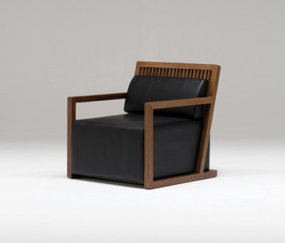 Atilla Easy Chair by Conde House Europe