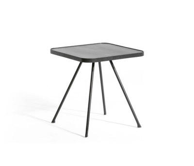 Attol Aluminum Side Table by Oasiq