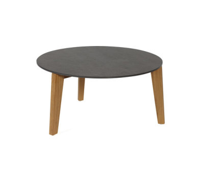 Attol Ceramic Side Table by Oasiq