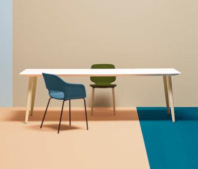 Babila table by PEDRALI