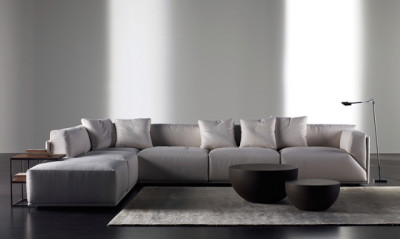 Bacon Sofa by Meridiani