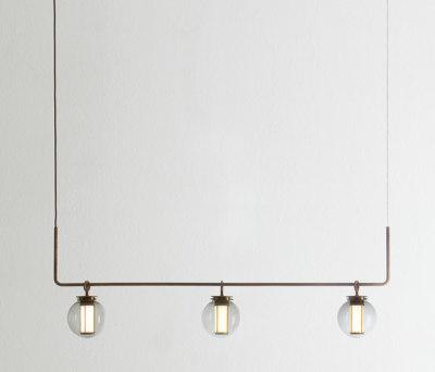 Bai chandelier III by PARACHILNA