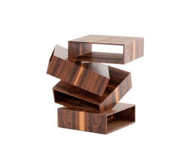 Balancing Boxes Wood by Porro