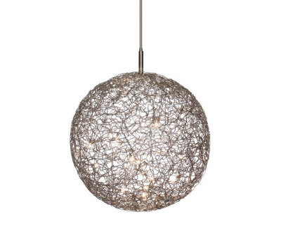 Ball pendant light 60 by HARCO LOOR