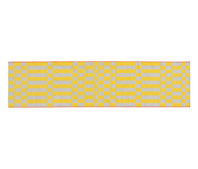 Bandas Single Rug B, Yellow