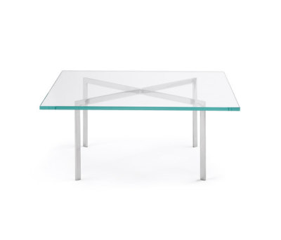 Barcelona Square Coffee Table 100W x 100D x 46H cm