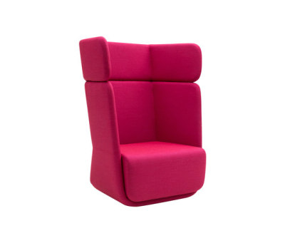 Basket chair high by Softline A/S