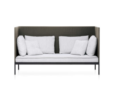 BASKET high back sofa by Roda