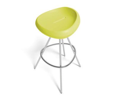 Beaser 80, bar stool by Lonc