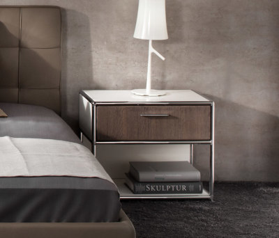 Bedside table by Dauphin Home