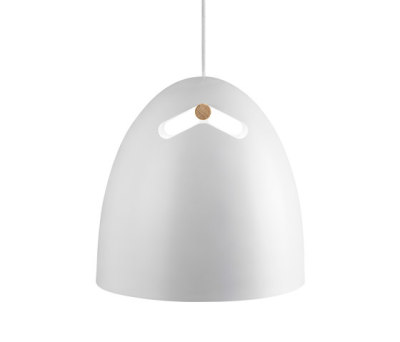 Bell+ 70 P1 Pendant oak-white by Darø