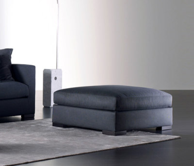 Belmon Pouf by Meridiani