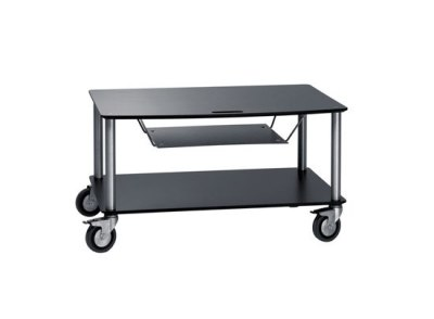 BigBase TV-Trolley with 2 shelfs + DVD t by Cascando