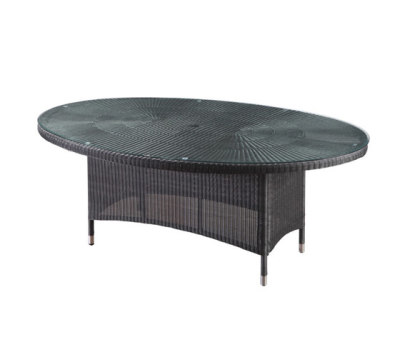Biscay 200cm x 145cm Oval Table by Akula Living