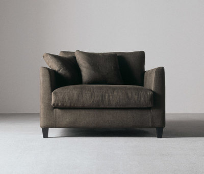 Bissè Maxi Armchair by Meridiani