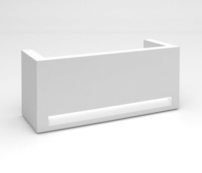 Blok Desk configuration 3 by isomi Ltd