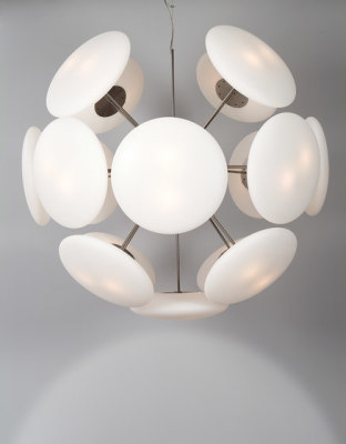 Blow hanging lamp by almerich